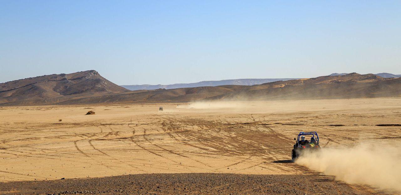 Les dates du Dakar 2020